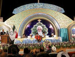مراسم نکوداشت آیت الله العظمی مظاهری «مدظله العالی»؛مؤسسه اهل البیت «علیهم السلام»؛ 25 آذر 95