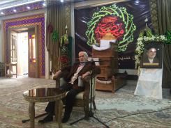 دیدار ویژه جناب آقای دکتر سید محمدباقر کتابی با دوستان ایشان در دارالسیاده حضرت زهرای مرضیه (س)، اسفندماه 1396