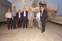 اعزام منتخبین اولین جشنواره تجلیل از خیرین و واقفین سلامت استان اصفهان به مشهد مقدس