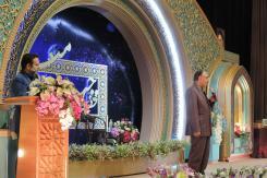 مراسم جشن عید غدیر؛ سالن اجتماعات مؤسسه اهل بیت (ع)؛ 95/06/30