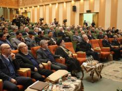 مراسم تجلیل از خدمات انجمن های خیریه بهداشتی درمانی استان اصفهان