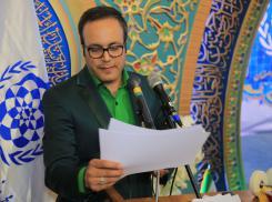 مجری؛ امین صادقی؛ مراسم تجلیل از خدمات انجمن های خیریه بهداشتی درمانی استان اصفهان