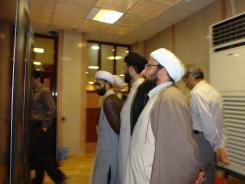 بازدید گروه صدیق از مرکز داده کوثر و شبکه داخلی مؤسسه اهل البیت علیهم السلام