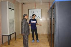 دیدار دکتر حسن نجفی معاون IT سازمان صدا و سیما با مدیرعامل و معاونین مؤسسه اهل البیت؛ 1390/05/30