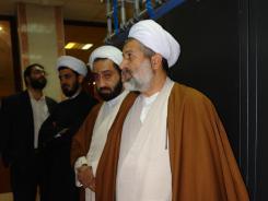 دیدار حجت الاسلام و المسلمین کشکولی؛ رئیس حوزه علمیه دارالحکمه با معاونین موسسه اهل البیت