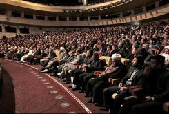 همایش مستشهدین عاشورا؛ مرکز همایشهای برج میلاد تهران؛ 1395/07/27