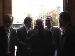 دیدار دکتر احمد محمد علی؛ رئیس بانک توسعه اسلامی با مدیرعامل و معاونین موسسه اهل البیت؛ 1387/08/22
