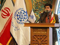 آقای دکتر نیکدستی؛ تجلیل از خدمات انجمن های خیریه بهداشتی درمانی استان اصفهان