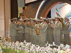 گروه سورد ارتش جمهوری اسلامی؛ تجلیل از خدمات انجمن های خیریه بهداشتی درمانی استان اصفهان