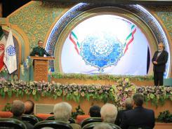تجلیل از خدمات انجمن های خیریه بهداشتی درمانی استان اصفهان