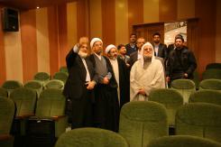 دیدار جناب آقای سید صالح الحیدری رئیس دیوان وقف شیعی عراق با مدیرعامل مؤسسه اهل البیت (ع)؛ 1391/11/10