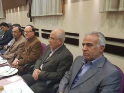 گردهمائی خیرین سلامت استان اصفهان جهت کمک به مسلمانان میانمار؛ هتل آسمان