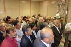 بازدید جمعی از خیرین از موسسه تحقیقات و نشر معارف اهل البیت؛ 1384/08/08