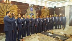 اجرای گروه تواشیح ملی اصفهان؛ 95/06/22