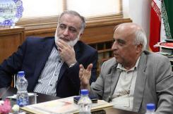 دیدار هیئت مدیره مؤسسه خیریه دیابت با شهردار اصفهان؛ 1392/07/15