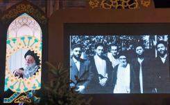 آئین نکوداشت حضرت آیت الله سید مرتضی مستجابی (مجتهد پهلوان)؛ باغ موزه چهلستون؛ 1396/03/19