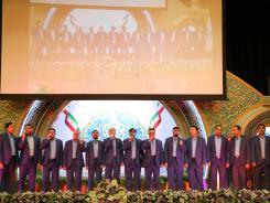 گروه سرود بین المللی؛ تجلیل از خدمات انجمن های خیریه بهداشتی درمانی استان اصفهان