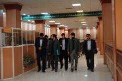 دیدار کارشناسان نهاد کتابخانه  از موسسه اهل البیت «ع»