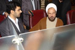 آشنایی با فعالیت های مؤسسه؛ بازدید حجت الاسلام و المسلمین عراقی از مؤسسه اهل البیت