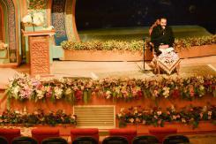 مراسم دعای عرفه؛ سالن اجتماعات مؤسسه اهل بیت (ع)؛ 95/06/21