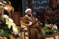 حجة الاسلام و المسلمین حاج شیخ احمد رضا آقادادی