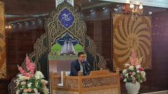 تلاوت حاج مهدی علی بابایی شهید زنده حادثه منا؛ 95/06/22