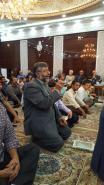 حاج مجید ربانی؛ اولین کرسی تلاوت؛ 95/06/22