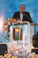 آقای دکتر شاهین شیرانی رییس دانشگاه علوم پزشکی و قائم مقام وزیر
