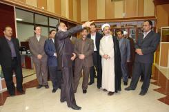 جناب آقایدکتر محمد حسین صفار هرندی وزیر فرهنگ و ارشاد اسلامی