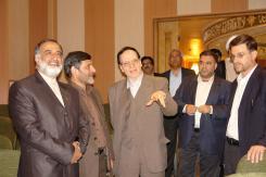 جناب آقای دکتر محمد حسین صفار هرندی وزیر فرهنگ و ارشاد اسلامی