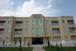ساختمان میخک مجموعه خوابگاه های خیریه دانشجویی حضرت جواد علیه السلام ویژه دانشجویان متاهل دانشگاه صنعتی اصفهان