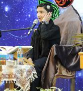 مقتل خوانی تاسوعا و عاشورا 1438؛ سالن اجتماعات مؤسسه اهل البیت علیهم السلام