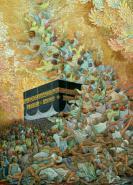 استاد رضا بدرالسماء؛ خالق تابلوی مینیاتور شهدای فاجعه منا؛ 1395/06/14