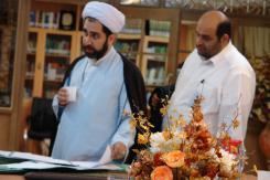 حجت الاسلام و المسلمین دکتر جواد ادبی