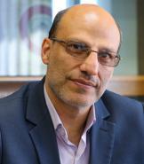 دکتر سیدمحمود مدرس هاشمی رئیس داتنشگاه صنعتی اصفهان