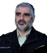 پاسدار سید حمید صدرالسادات؛ معاونت اجتماعی فرماندهی انتظامی استان اصفهان
